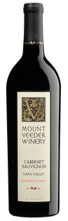 Mount Veeder Winery Cabernet Sauvignon 2014 750ml